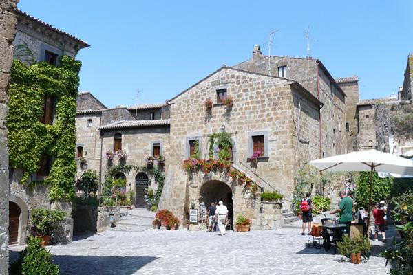 Image result for civita di bagnoregio